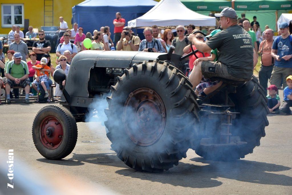 pradědečkův traktor, Čáslav